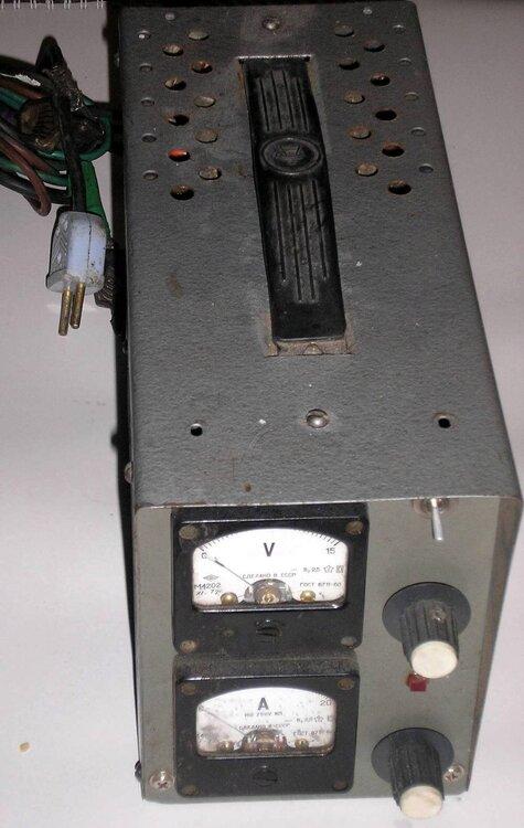 Тиристорное  (CC-CV) зарядное устройство.jpg